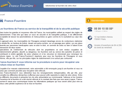 France Fourriere