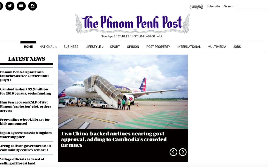 Phnom Penh Post